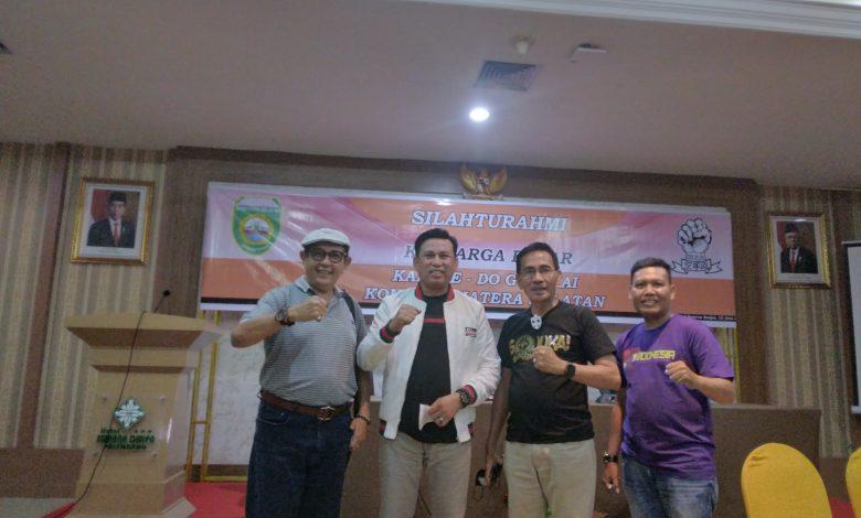 Hidayat Comsu, SE Terpilih Aklamasi Pimpin Gojukai Provinsi Sumatera selatan