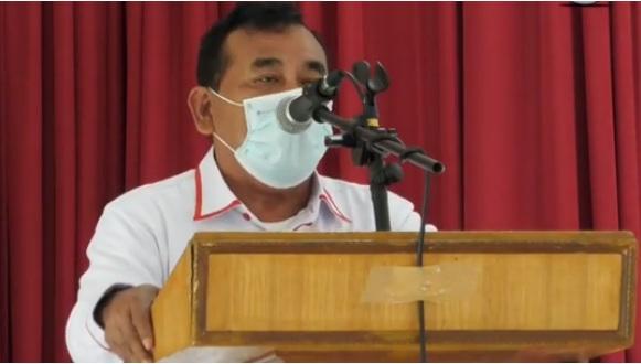 Bupati Simalungun Radiapoh Hasiholan Sinaga, SH Menghadiri Acara Pelantikan Pengurus FKBNI Simalungun