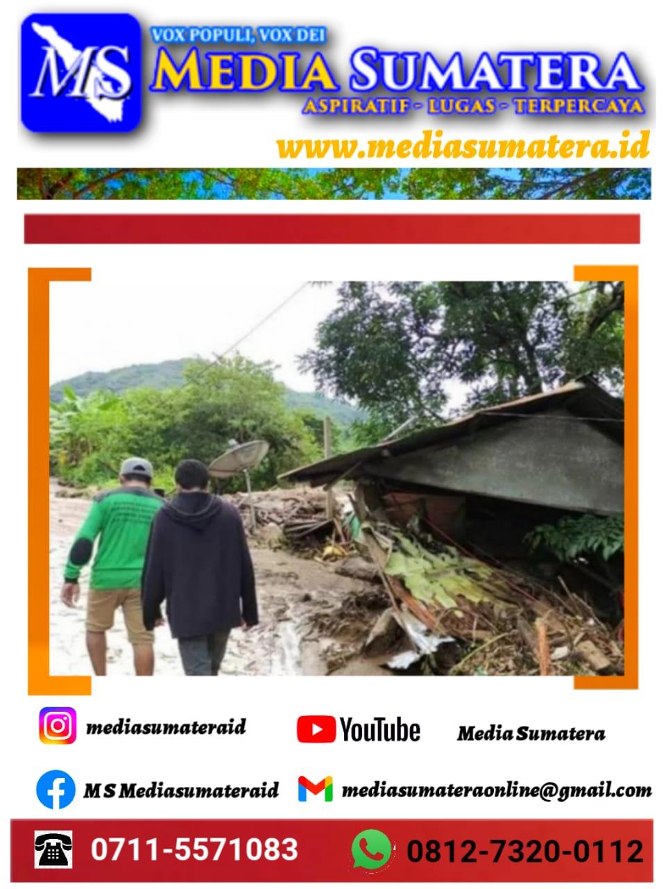 ASAYAMA FAMILY CLUB (AFC) Indonesia Beri Bantuan 50 Unit Rumah Bagi Warga Kupang Korban Bencana Longsor Dan Banjir Bandang
