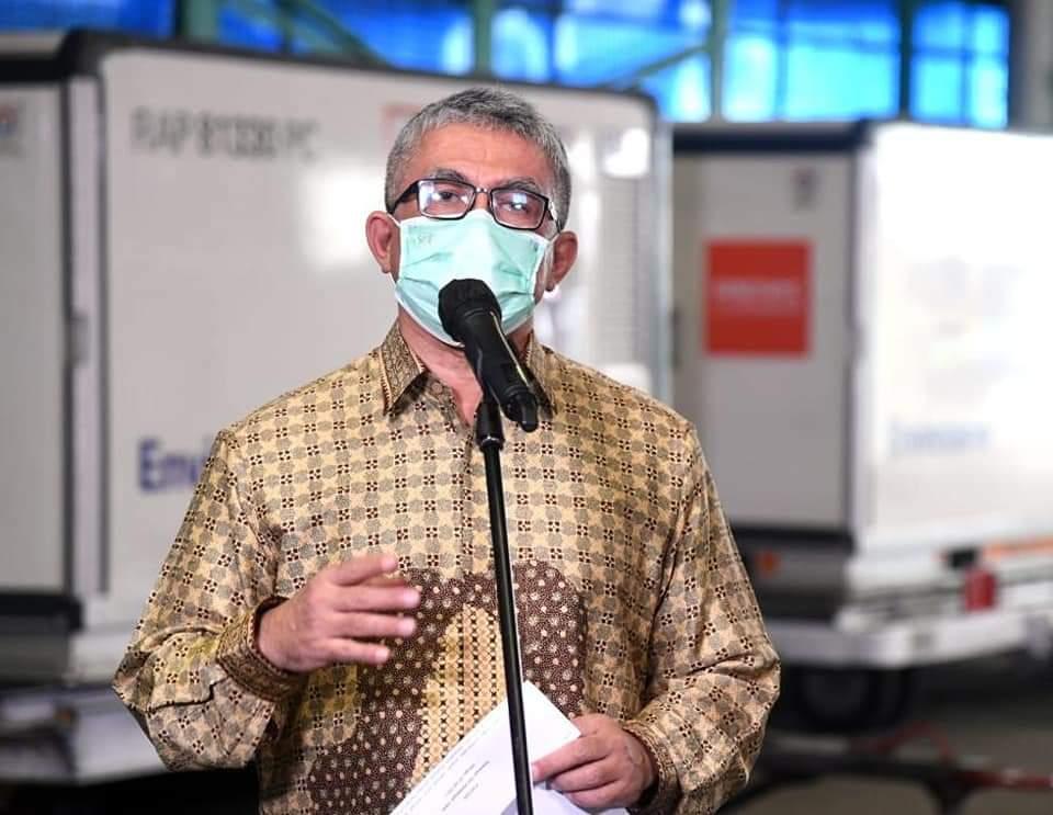 Sebanyak 10 Juta Dosis Vaksin Covid-19 Kembali Tiba di Tanah Air