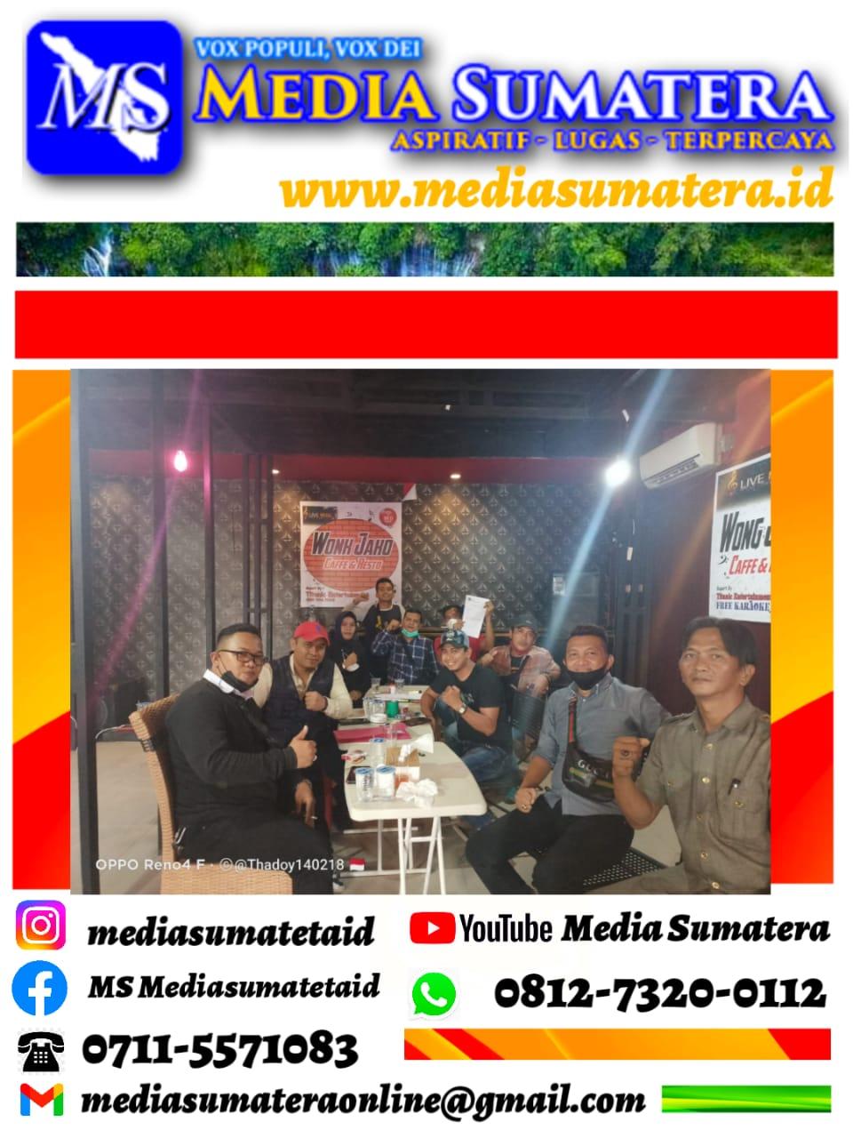 Tingginya Minat Masyarakat Sumatera Selatan Mendaftarkan Dirinya Ke Forum Sumsel Bersatu (FSB)