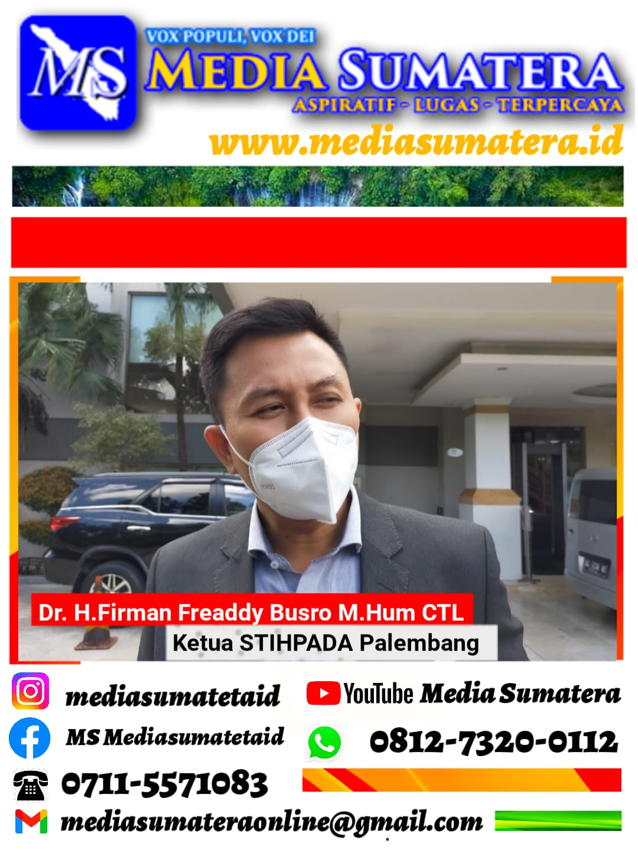 MOU STIHPADA Palembang Dengan DPRD Palembang Bersama DPD Ferari Sumsel Terkait Program Kampus Merdeka
