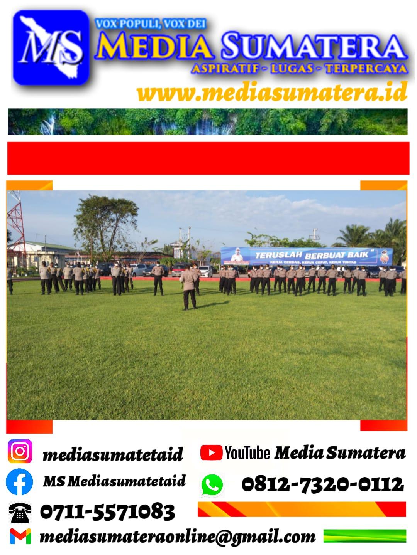 Sat Binmas Polresta Deli Serdang Beri Pembekalan 3T dan 5M Kepada Bhabinkamtibmas Dan Bintara Remaja
