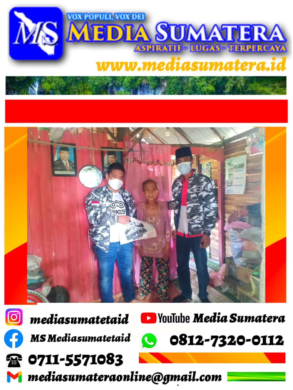 Ratusan Paket Sembako Dibagikan DPD BAPERA Kota Palembang Kepada Masyarakat Terdampak Pandemi Covid-19 dan PPKM