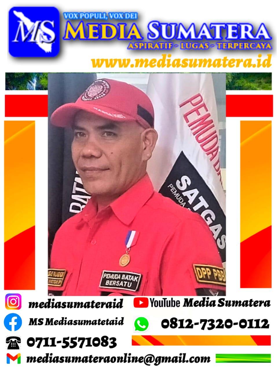 Ketua DPD Pemuda Batak Bersatu (PBB) Provinsi Sumsel Terima Kunjungan Kerja Sekaligus Silaturahim Team Investigasi PBB Pusat