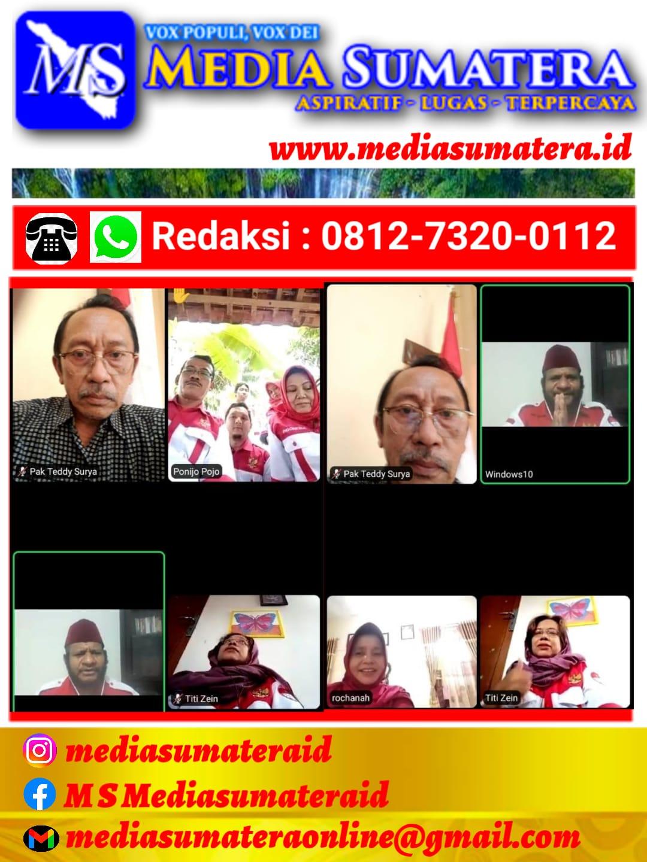 Ketua Umum (Ketum) Gerakan Rakyat Cinta Indonesia (Gercin) : Ganjar Pranowo Akan Hadiri Pelantikan Serentak DPC Gercin Kabupaten dan Kota Se Jawa Tengah