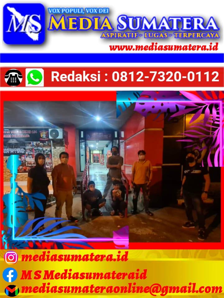 Dua Pelaku Pencurian Didalam Angkutan Kota Palembang Di Ciduk Satreskrim Pidum dan Tekab 134 Polrestabes Palembang