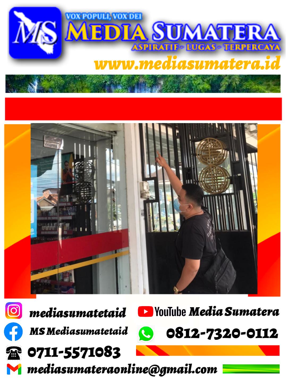 Terjadi Lagi Di Palembang Motor Raib Saat Belanja di Alfamart
